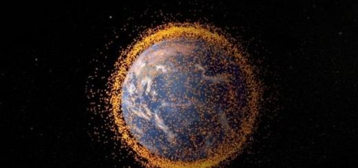 Япония развернёт на орбите настоящую сеть для отлова космического мусора