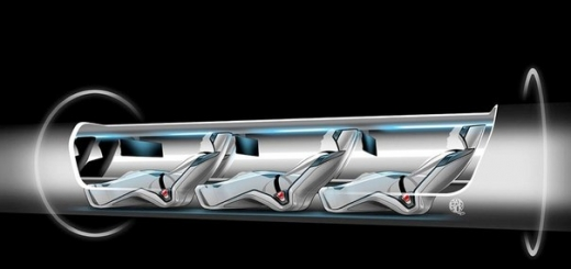 Hyperloop Элона Маска — революция не только в транспорте.
