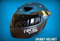 Казалось бы, удивить потребителя в наше время невозможно, ведь количество всевозможных «умных» гаджетов растет как на дрожжах. Однако инженеров из компании Nand Logic это не остановило – они создали самый продвинутый «умный» шлем.
