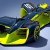 Roborace подготовила свой кар к гонкам беспилотных авто