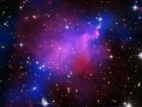 Весенний пик темной материи