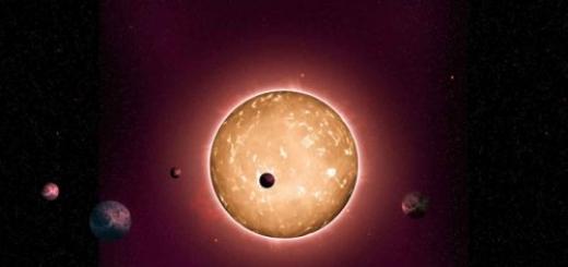 Космический телескоп Kepler обнаружил древнюю копию нашей Солнечной системы