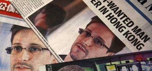 Пулитцеровскую премию вручили за материалы Сноудена