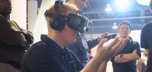 Razer OSRV — шлем VR сможет отслеживать движение рук