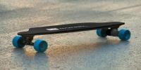Самый легкий в мире электрический скейтборд