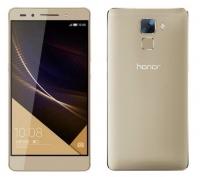 Huawei Honor 7: смартфон с 20-Мп камерой и дактилоскопическим сенсором