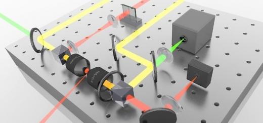 Квантовый микроскоп сможет заглянуть внутрь живых клеток.