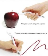 Сканирующая цвета ручка