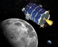 NASA сообщило о падении на поверхность Луны зонда LADEE