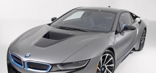 Первый в США BMW i8 ушел с аукциона за 825 000 долларов