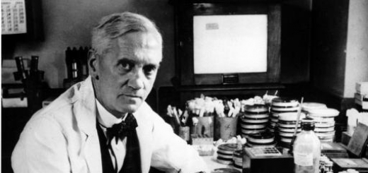 6 августа 1881 года родился Александр Флеминг — британский учёный-бактериолог, Нобелевский лауреат