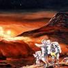 Покорителей Марса будут встречать с цветами