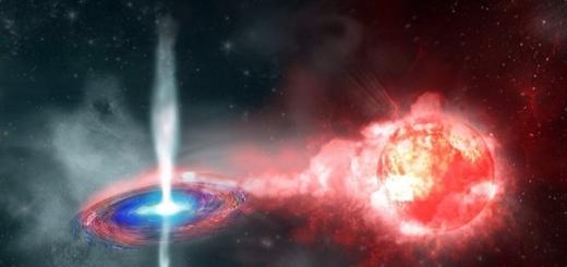 Ученые: Темная материя из черных дыр может взрывать звезды