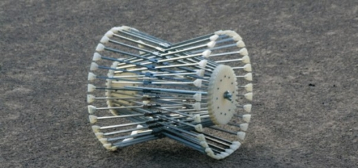 Студент из Африки изобрёл…. колесо