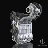 Nissan создал 1,5-литровый двигатель мощностью 400 л.с
