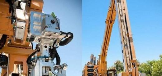 Робот-каменщик возведёт дом за два дня