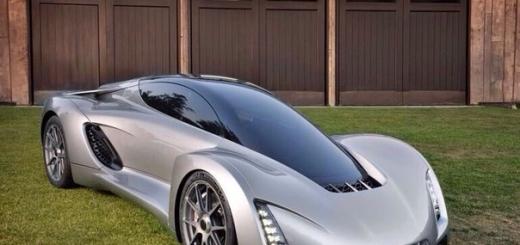В 2016 году выпустят первый 3D-печатный электромобиль