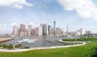 Эти компостные острова смогут буквально превращать мусор Нью-Йорка в золото