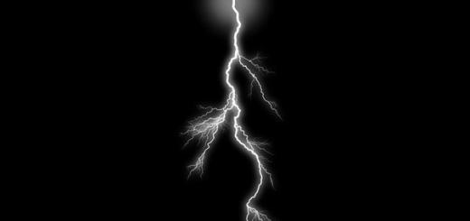 Тёмная молния