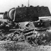 6-я танковая дивизия вермахта 48 часов воевала с одним-единственным советским танком КВ-1 («Клим Ворошилов»).