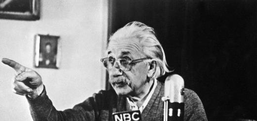 10 великих высказываний Альберта Эйнштейна