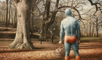 Повседневные будни супергероя-пенсионера