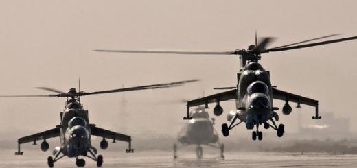 На авиабазу ВВО в Приморском крае начинается поставка вертолетов