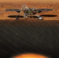 Национальное аэрокосмическое агентство США совместно с представителями Европы и Японии приступило к строительству исследовательского аппарата InSight (Interior Exploration Using Seismic Investigations, Geodesy and Heat Transport), который в 2016 году отправится на Марс для изучения его недр. В основ
