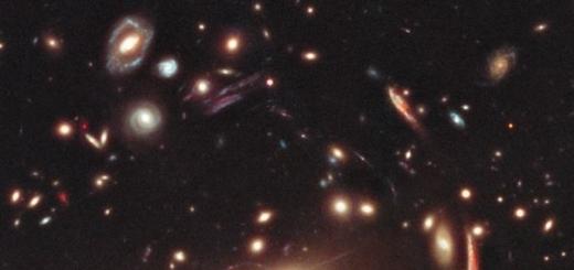 Возможно, впервые получен сигнал темной материи