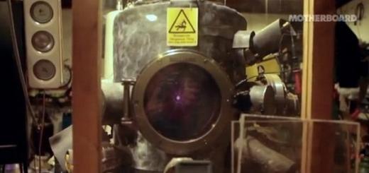 Американский отшельник построил ядерный реактор в своём подвале