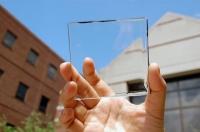 Прозрачные солнечные батареи могут заменить обычные окна