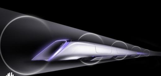 Элон Маск построит тоннель для тестирования высокоскоростных поездов Hyperloop