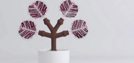 Создано энергетическое «дерево» для подзарядки гаджетов