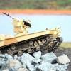 «Рособоронэкспорт» по итогам 2014 года продал вооружения и военную технику за рубеж на сумму 13 миллиардов долларов. Об этом сообщил журналистам генеральный директор госкорпорации «Ростех» (в которую входит «Рособоронэкспорт») Сергей Чемезов.
