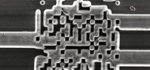 Самый маленький в мире светорасщепитель открывает путь вычислениям, выполняющимся со скоростью света