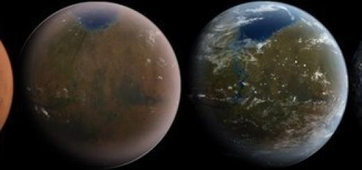 Терраформирование Венеры — процесс создания условий, пригодных для жизни человека на Венере.