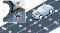 Компания Volvo испытывает магнитную систему, позволяющую автомобилям-роботам ориентироваться на дороге