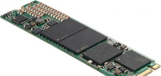 Твердотельные накопители Micron 1100 оснащены интерфейсом SATA, Micron 2100 — интерфейсом PCIe NVMe