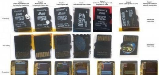 Карты памяти microSD оказалось довольно легко взломать