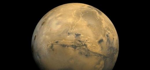 NASA рассказало о планах на Марс