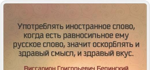 235 иностранных слов, которым есть замена в русском языке.