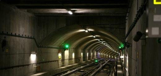 Китай планирует построить самый длинный в мире подводный тоннель