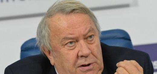 Президент РАН предлагает создать аналог советского госкомитета по науке и технике