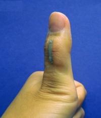 Уникальные устройства из серебряной нанопроволоки способны растягиваться на 150%, а затем вновь сжиматься. Это свойство позволит внедрить сенсоры во многие области человеческой деятельности.