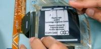 Представлен первый гибкий дисплей на основе графена