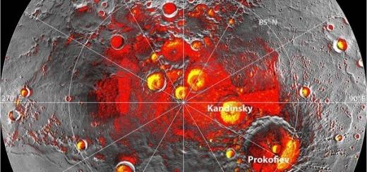 Откуда на Меркурии столько легких металлов?