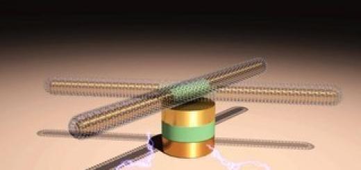 Представлен мощнейший в мире наномотор