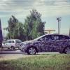Новейший кроссовер АвтоВАЗа снова засекли на улицах
