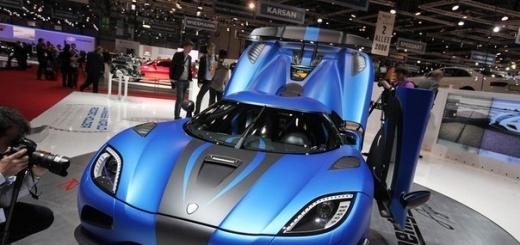 Koenigsegg Regera Hybrid станет самым мощным и быстрым суперкаром в мире