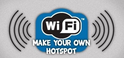 Как сделать точку доступа WiFi из своего компьютера
